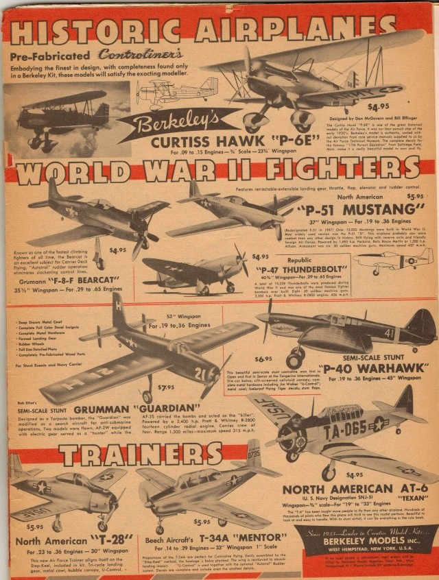 "Old Magazine Morning...""Another Model Airplane Hero"": Don McGovern's 'All Wet' column Flying Models 8/68 Old_ma12"