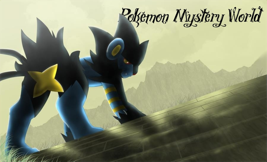 Pokemon Mystery World