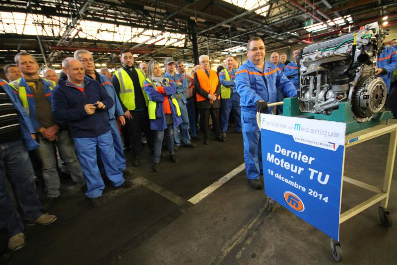 La fin du moteur TU 10863710