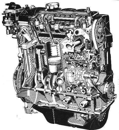 La fin du moteur TU Tu11