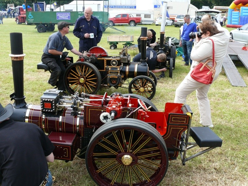 Steam Traction World Gathering - 29th & 30th June 2013 - Banbury Rally P1080010