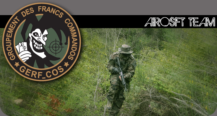 Team Airsoft du 83*Groupement des Francs Commandos*