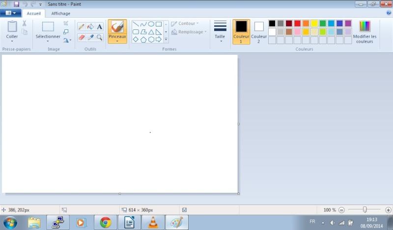 Capture d'écran de vidéos Paint10