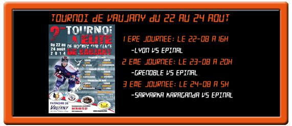 [Tournoi amical de Vaujany] Lyon 7 - 3 Epinal (1ère journée, 22 août 2014)  Vaujan10