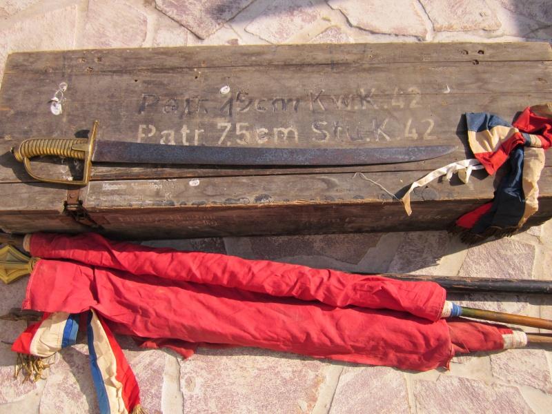 Sabre de Grenadier Mel 1767 -premiéres fabrication Img_1010