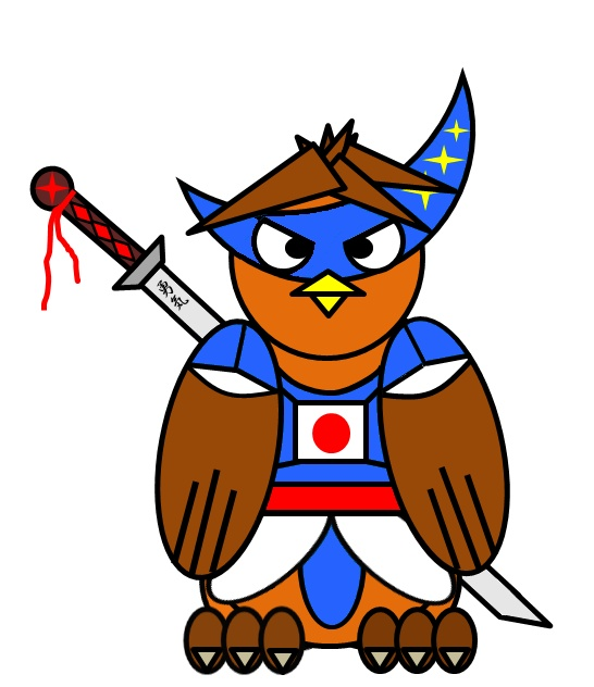 The great fukurô: mascotte de la TIL Mascot17