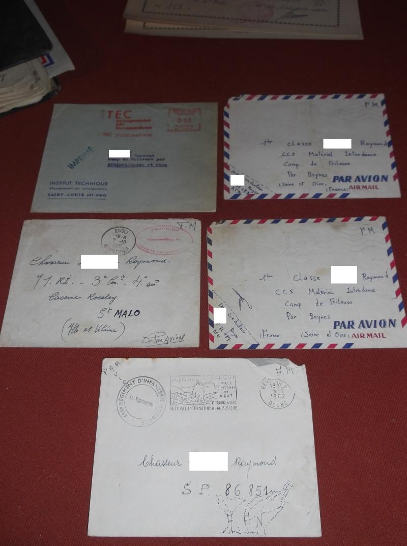 Des documents d'un ancien d'Algérie Courri10