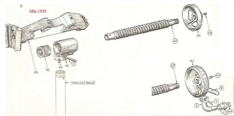Mortier US 10516710