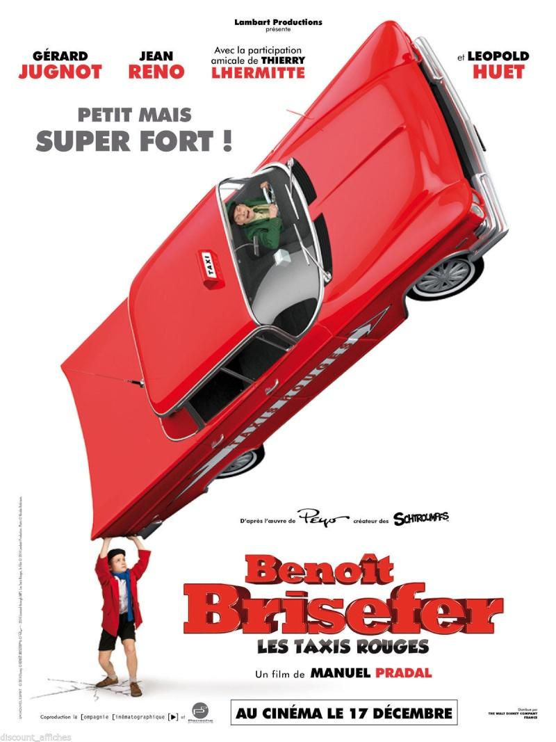 Adaptation BD au ciné benoit brisefer et les taxi rouge _5710