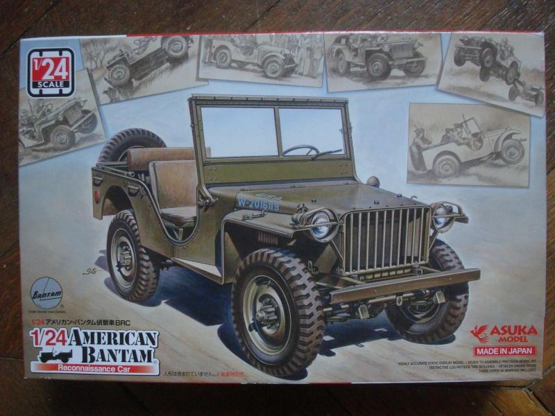 American Bantam 1-24 ASUKA model Dsc08213