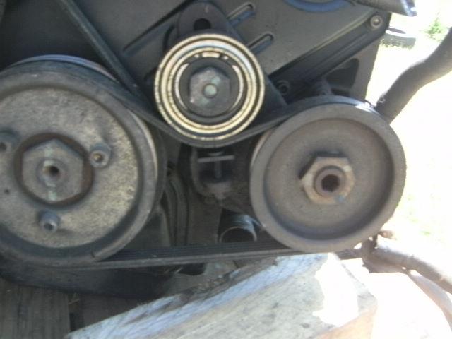 Recherche système tension courroie pompe DA S2 TD 1995 Moteur12