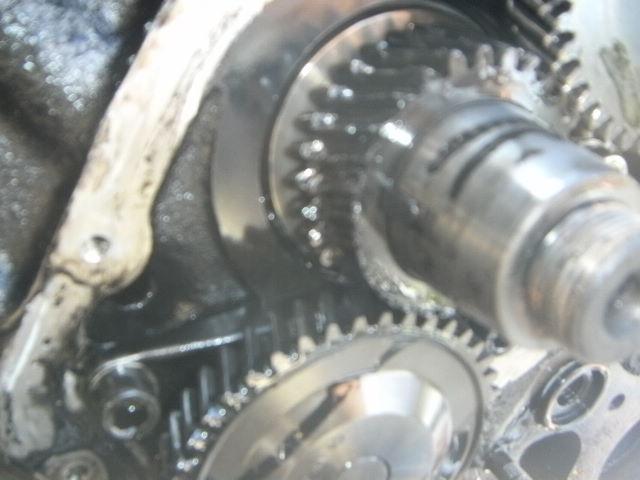 bruit de crécelle et arrêt moteur - Page 5 Pignon12