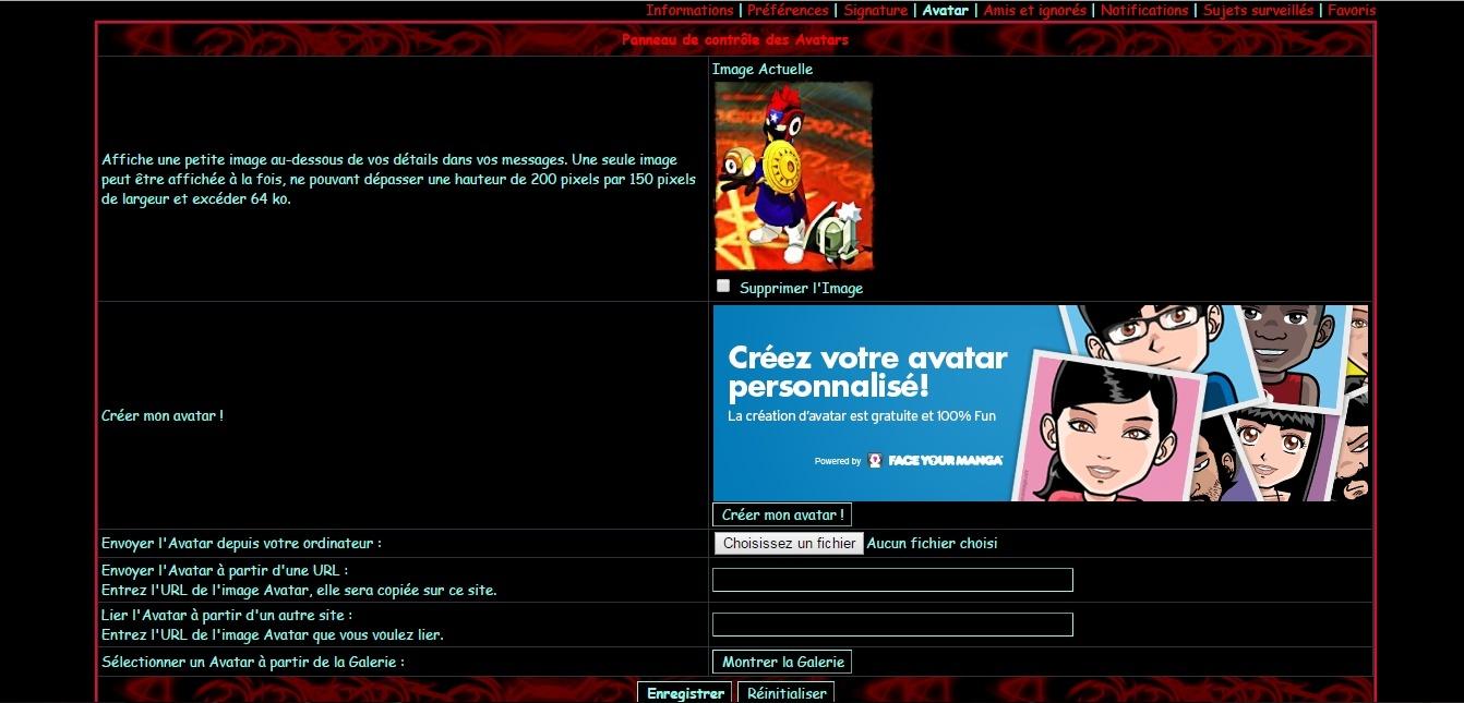 Tuto : Obtenir un Avatar à partir d'un screen Screen12