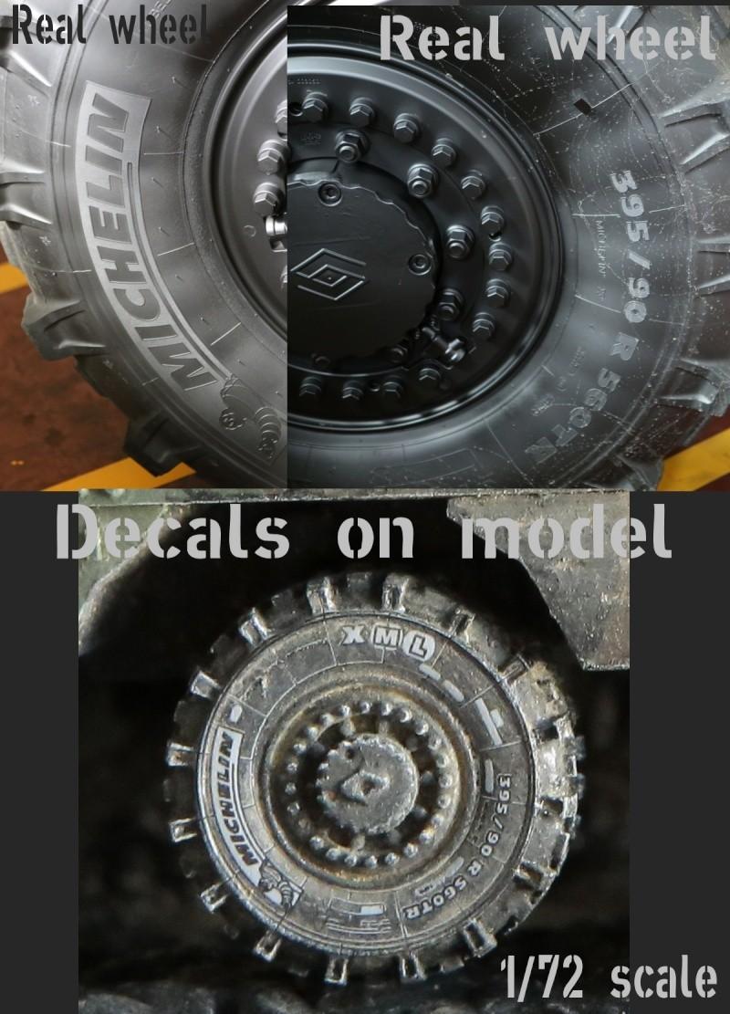 vbci - Nouveautés Model Miniature: Decals VBCI, Buffalo, AMX-10 RCR / Separ chez Model Mniature Image110