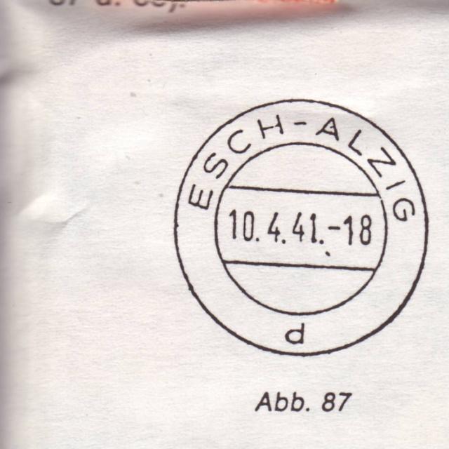 Carte postale de 1945 de la Moselle pour le Gd Duché du Luxembourg avec censure de Paris 3002310