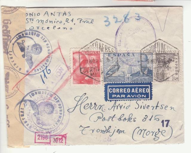 Fiche d'autorisation pour l'exportation de timbres postes en Espagne. _1200011
