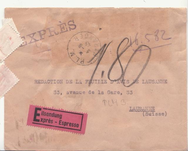 1945 - censure AZ130 contrôle de la presse _6000610