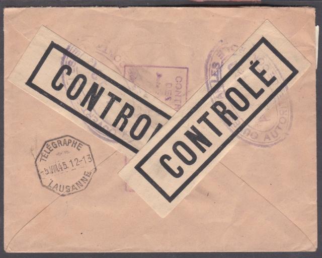 1945 - censure AZ130 contrôle de la presse _8000410