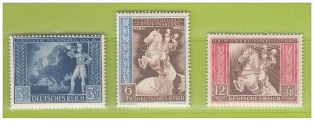 Le Congrès Postal européen de Vienne 1942 et ses conséquences. Congre10