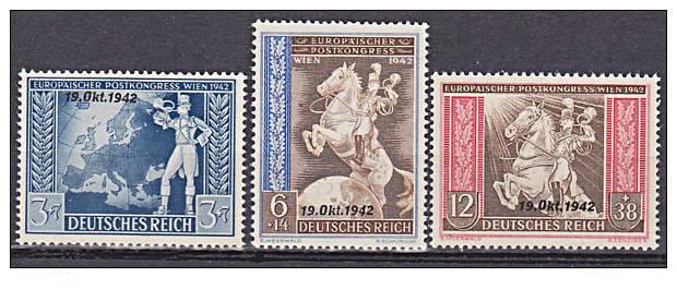 Le Congrès Postal européen de Vienne 1942 et ses conséquences. Congre11