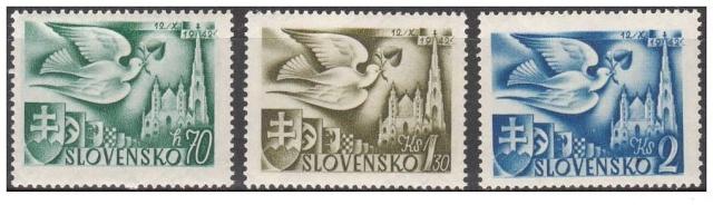 Le Congrès Postal européen de Vienne 1942 et ses conséquences. Congre13