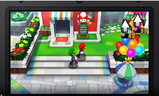 luigi - Mario & Luigi: Dream Team Bros[Multi] Mario-10