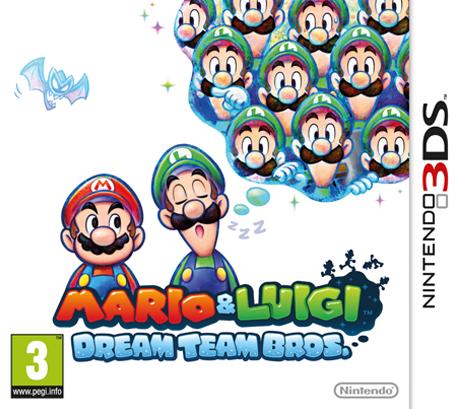 luigi - Mario & Luigi: Dream Team Bros[Multi] Ps_3ds10