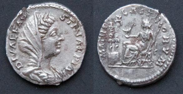 Les monnaies de Consécration de Barzus - Page 13 Fausti10