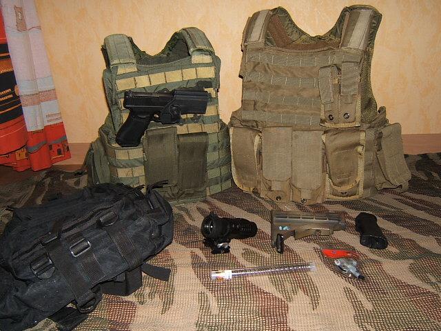 Dans la hotte du Père Noël: répliques, gear, accessoires! Dscf7613