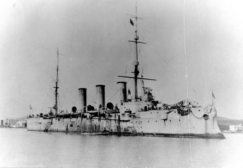 La flotte des russes blancs du Général Wrangel 1920_g11