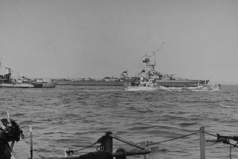 6 juin 1944 Débarquement en Normandie  1_geor12