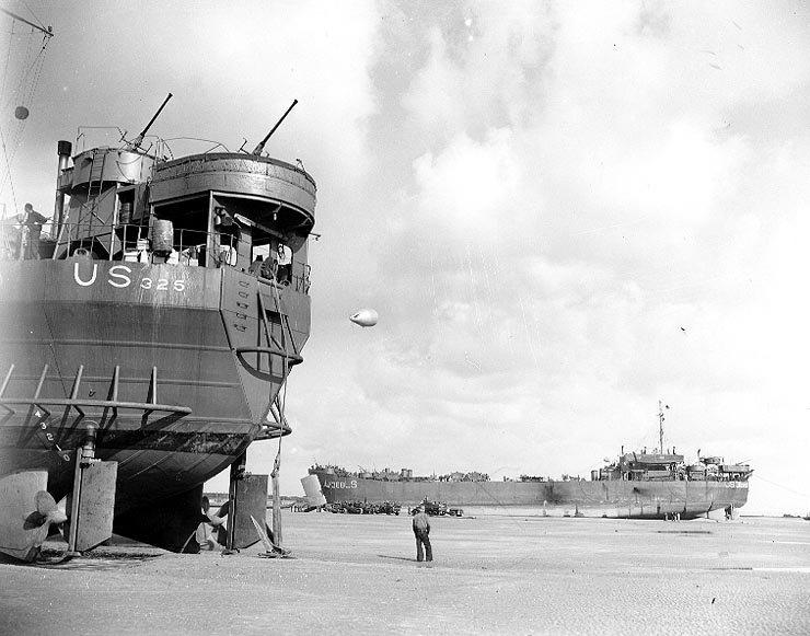 6 juin 1944 Débarquement en Normandie  2lst3210
