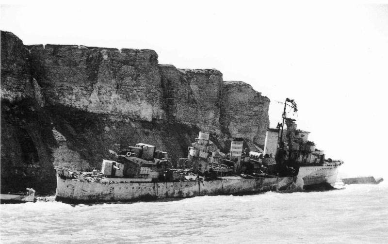 6 juin 1944 Débarquement en Normandie  5_hms_10