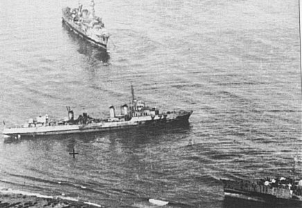 Les contre-torpilleurs français Albatr11