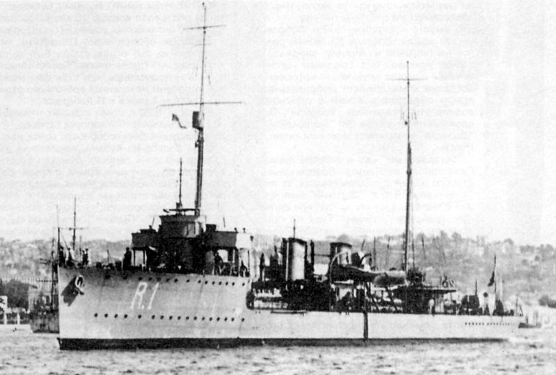 Destroyers russes/Soviétiques  Bespok10