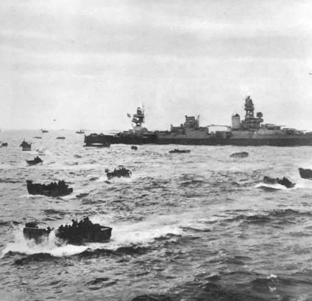 6 juin 1944 Débarquement en Normandie  Ca31_a12