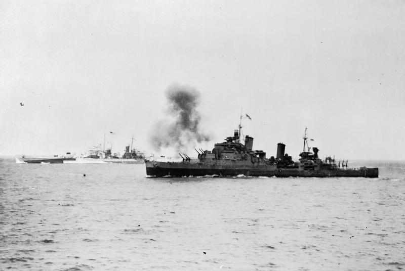 6 juin 1944 Débarquement en Normandie  Glasgo10