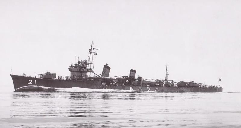 Les problèmes de stabilité des navires japonais de 1931 Hatsuh11