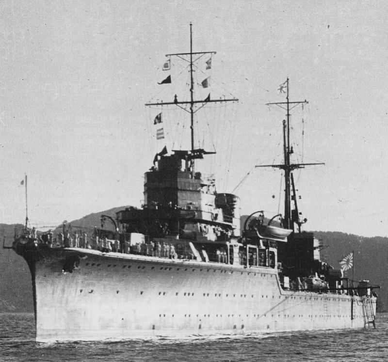 Croiseurs japonais - Page 2 Katori10