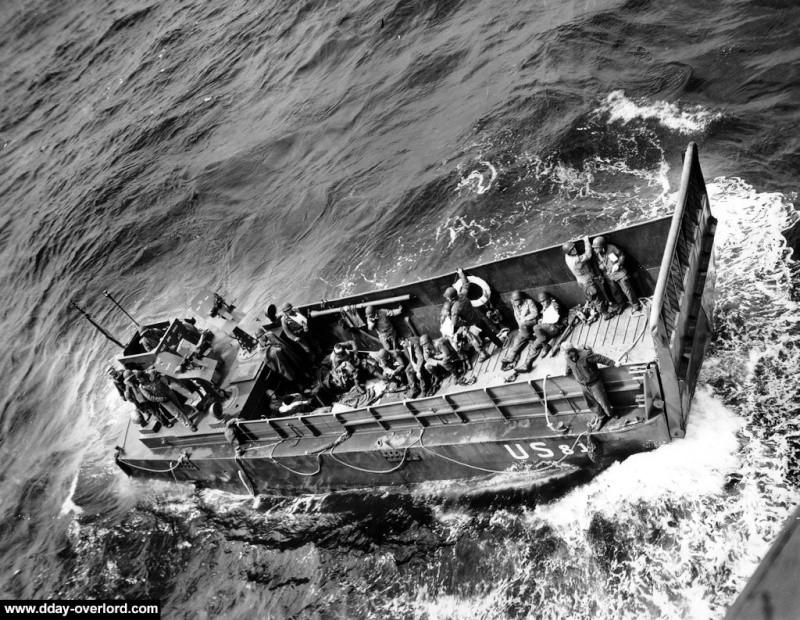 6 juin 1944 Débarquement en Normandie  Lcm_lc10