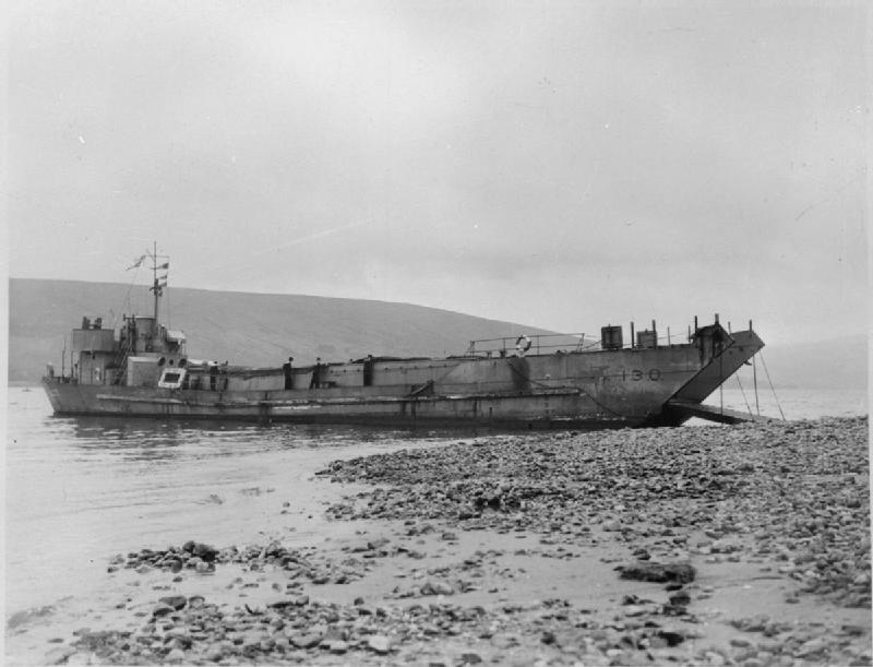 6 juin 1944 Débarquement en Normandie  Lct_mk10