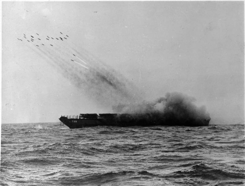 6 juin 1944 Débarquement en Normandie  Lctr_m10