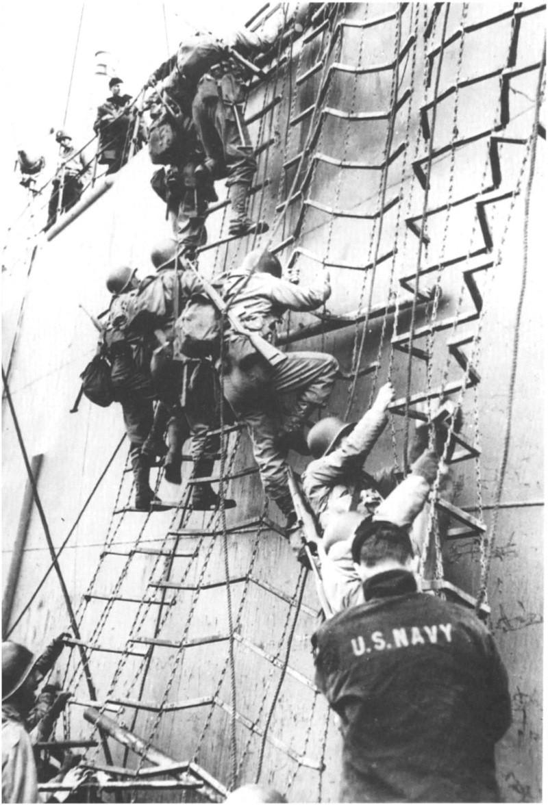 6 juin 1944 Débarquement en Normandie  Ld100_10