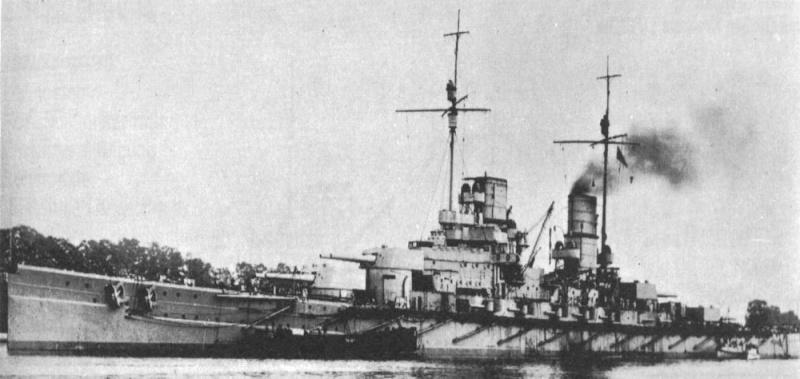 Croiseurs de bataille allemands - Page 2 Lutzow10