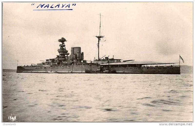 CUIRASSES BRITANNIQUES  Malaya11