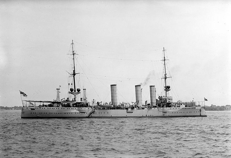 Croiseurs allemands Stetti10