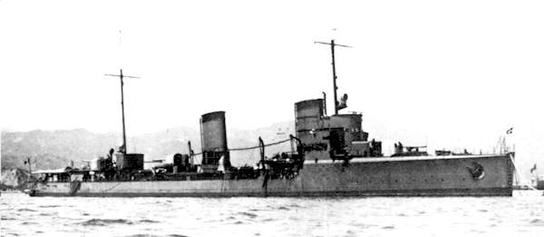 Destroyers allemands V116_d10