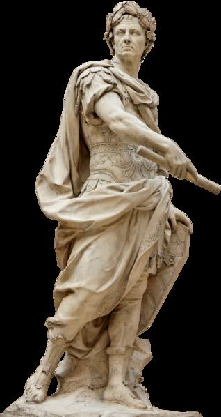 Caius Julius Caesar 318px-10