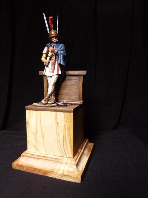 Tribun Romain d'Alexander Miniature. FINI P1060310