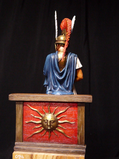 Tribun Romain d'Alexander Miniature. FINI P1060313